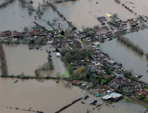 Severe flooding is increasing worldwide at a phenomenal rate