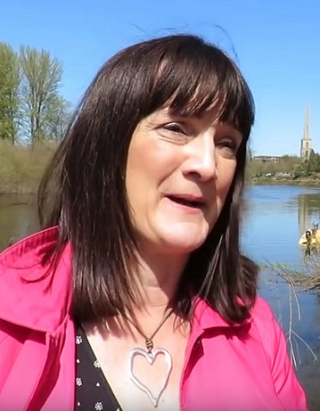 Mary Dhonau, chief executive of Know Your Flood Risk